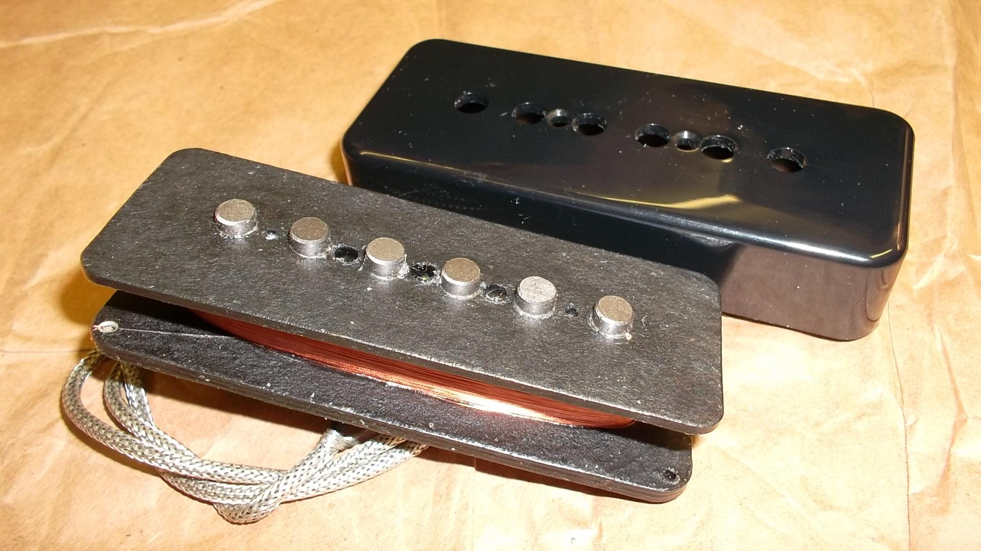 humbucker p 90 davids guitar pickups. Black Bedroom Furniture Sets. Home Design Ideas