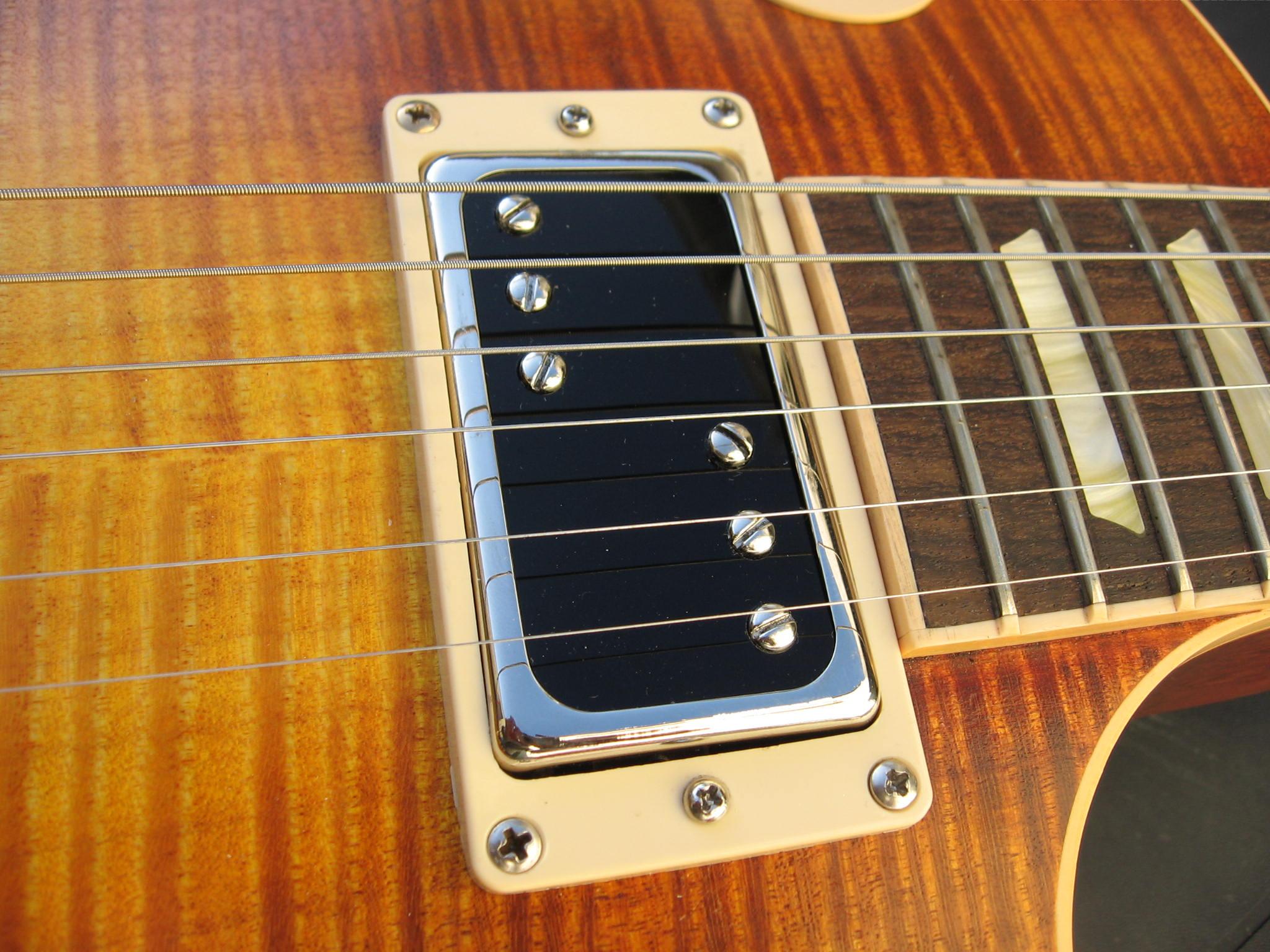 Ziemlich Eine Humbucker Gitarre Galerie - Schaltplan Serie Circuit ...